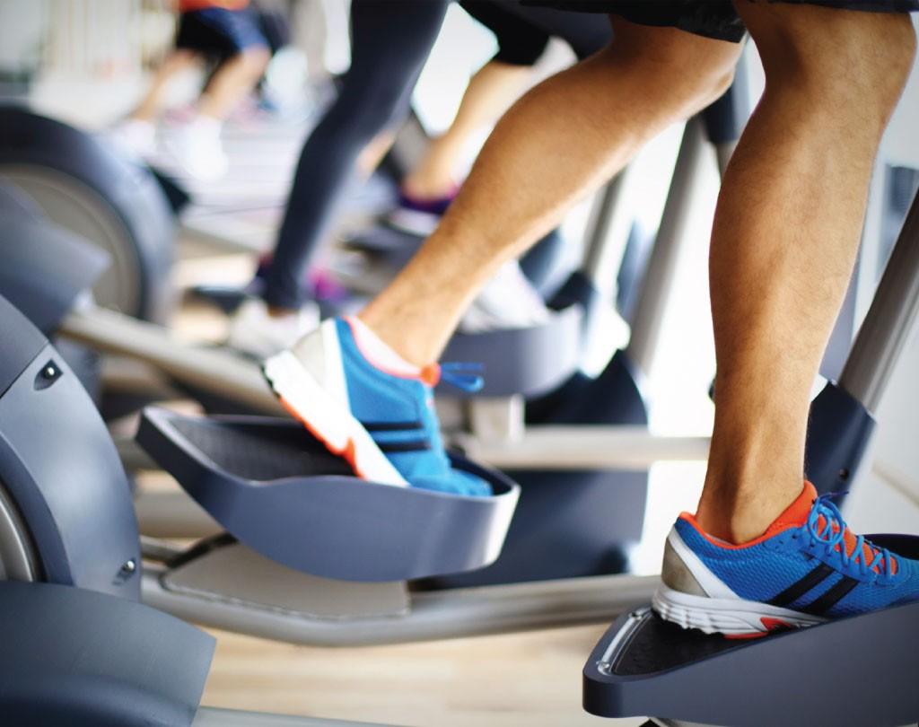 bici ellittiche stepper cardio fitness