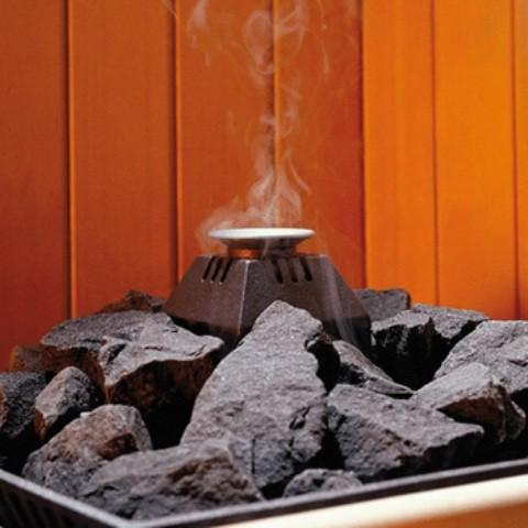 pietre peridottiche sauna