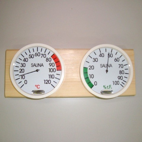 termometro igrometro classic