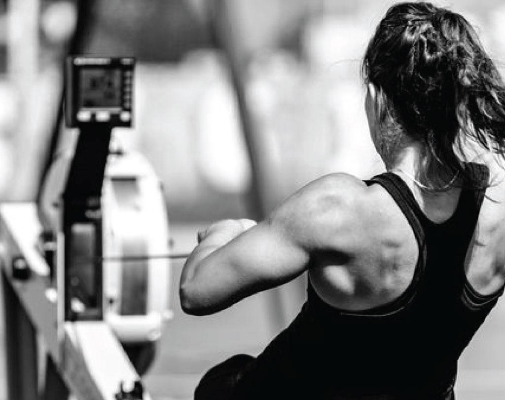 vogatore cardio fitness