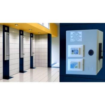 Gettoniere e sistemi di controllo bagni