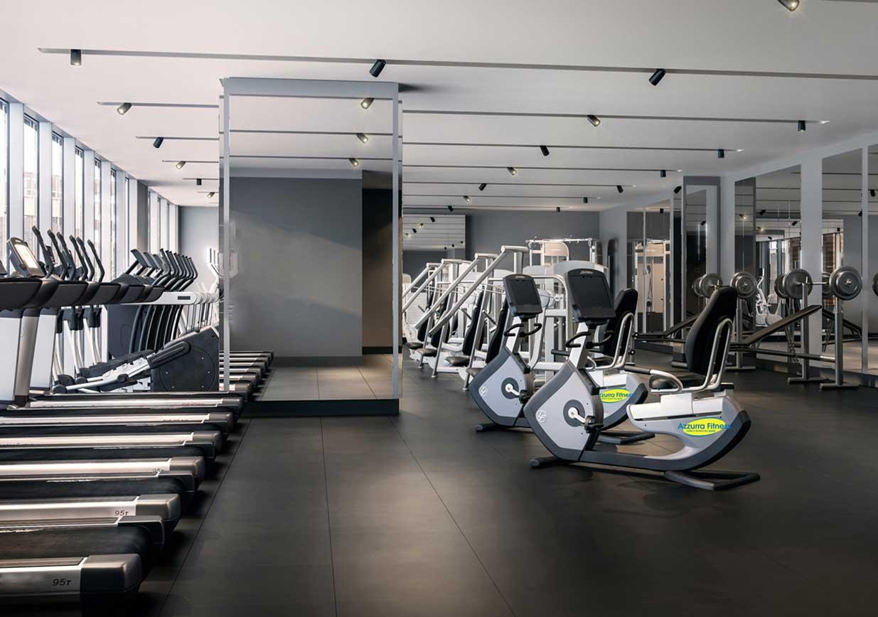 Vendita macchine cardio fitness