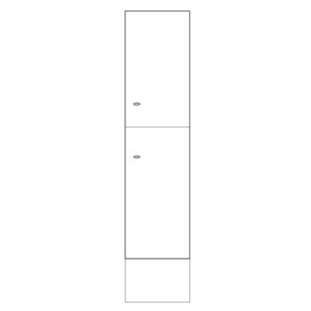 armadietto-legno-2-ante-vert-red-panca